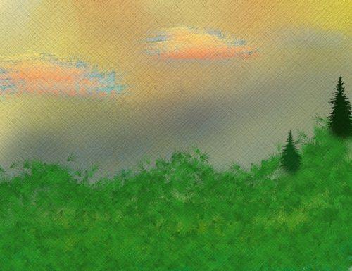 Pedazo del cielo