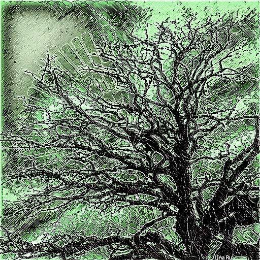 Nervios de árbol