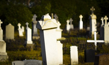 If Cemeteries Had No Tombstones