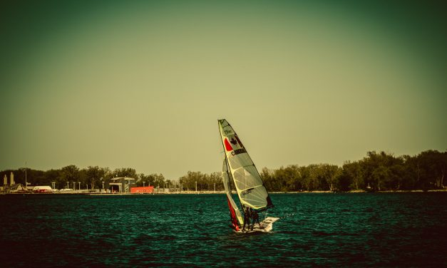 Lift the Sail or Go Broke